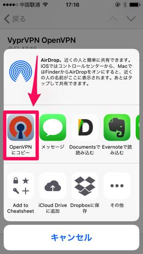 VyprVPN-OpenVPN4