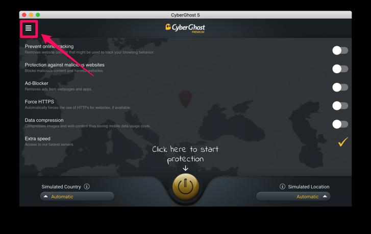 CyberGhostVPN-mac3
