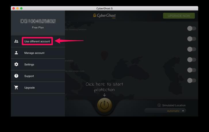 CyberGhostVPN-mac4
