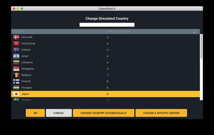CyberGhostVPN-mac7