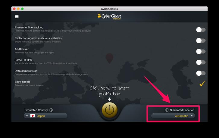 CyberGhostVPN-mac8