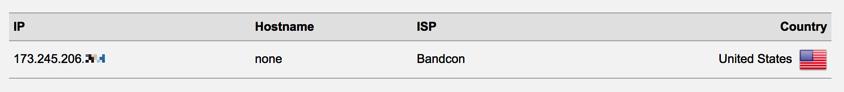Strongvpn DNS